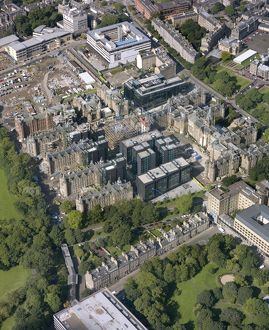 The Old Infirmary, Edinburgh, 2008.