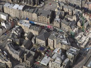 Old Town, Edinburgh, 2007