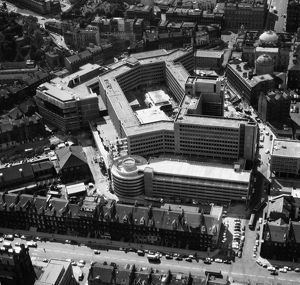 St James Centre, Edinburgh, 1972.