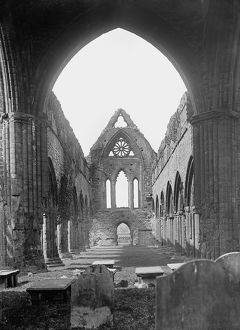 Sweetheart Abbey, New Abbey, Kirkcudbrightshire