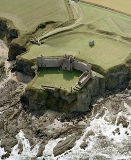 Tantallon Castle, East Lothian, 1994