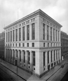 Union Bank of Scotland, 115-117 St Vincent Street, Glasgow