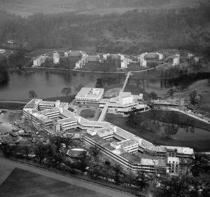 University of Stirling, Stirling, 1972.