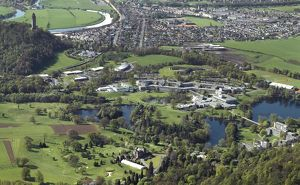 University of Stirling, Stirling, 2007.