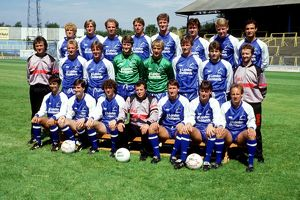 Football League Division Two - Millwall Photocall - 06 August 1986