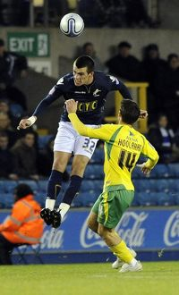 npower Championship - Millwall v Norwich City - The New Den