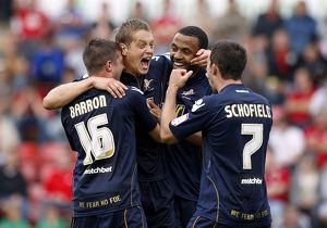 npower Football League Championship - Bristol City v Millwall - Ashton Gate