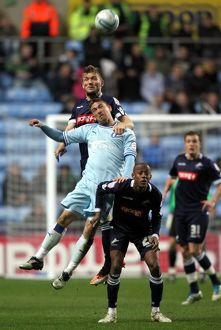 npower Football League Championship - Coventry City v Millwall - Ricoh Arena