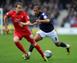 npower Football League Championship - Millwall v Nottingham Forest - The New Den