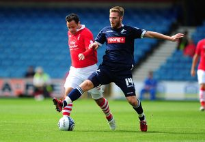 npower Football League Championship - Millwall v Nottingham Forest - The Den