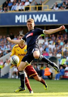 npower Football League Championship - Millwall v Burnley - The Den