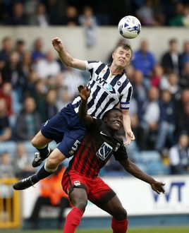 Sky Bet League One - Millwall v Coventry City - The Den