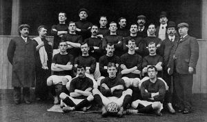 Southern League Division One - Millwall Squad 1905-06 Photocall