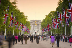 London, Buckingham Palace, Royal Wedding