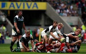 Aviva Premiership - London Irish v Saracens - Twickenham Stadium