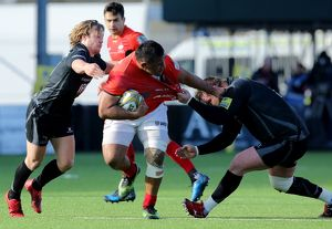 Aviva Premiership - Newcastle Falcons v Saracens - Kingston Park