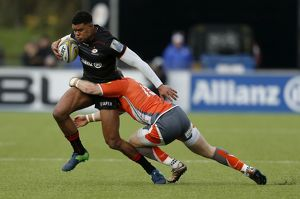 Aviva Premiership - Saracens v Newcastle - Allianz Park
