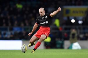 Aviva Premiership - Saracens v Worcester Warriors - Twickenham Stadium