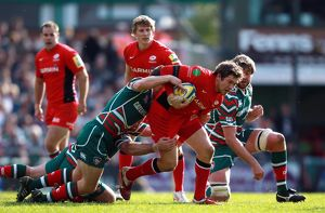Aviva Premiership - Semi Final - Leicester Tigers v Saracens - Welford Road