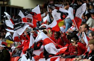Aviva Premiership - Semi Final - Saracens v Gloucester Rugby - Vicarage Road