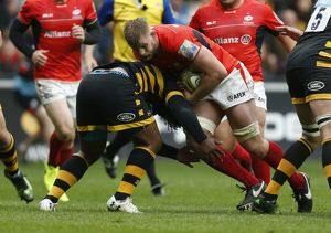 Aviva Premiership - Wasps v Saracens - Ricoh Arena (Selection of 3 Items)