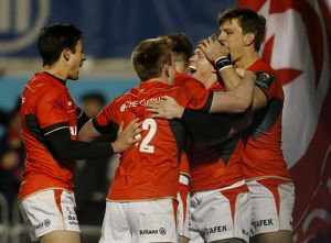 European Champions Cup - Pool 3 - Saracens v RC Toulon - Allianz Park
