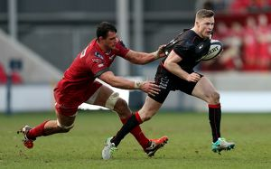 European Champions Cup - Pool Three - Scarlets v Saracens - Parc y Scarlets