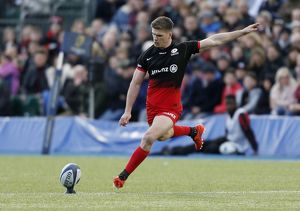 European Champions Cup - Quarter Final - Saracens v Northampton Saints - Allianz Park