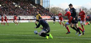 European Rugby Champions Cup - Pool 1 - Saracens v Munster Rugby - Allianz Park