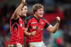 Guinness Premiership - Leicester Tigers v Saracens - Welford Road