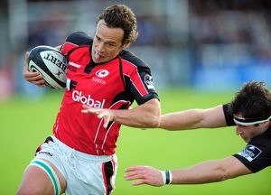 Guinness Premiership - Newcastle Falcons v Saracens - Kingston Park