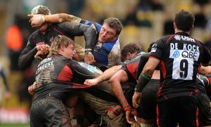 Guinness Premiership - Saracens v Bath - Vicarage Road