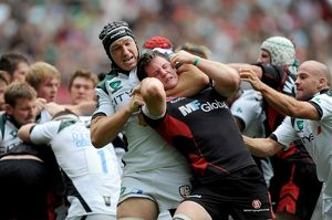 Guinness Premiership - Saracens v London Irish - Twickenham