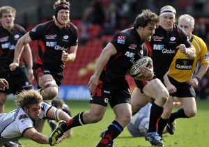 Guinness Premiership - Saracens v Newcastle Falcons - Vicarage Road