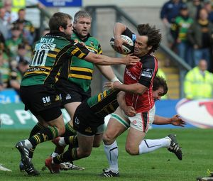 Guinness Premiership - Semi Final - Northampton Saints v Saracens - Franklin's Gardens