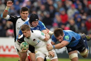 Heineken Cup - Pool Two - Leinster v Saracens - The RDS