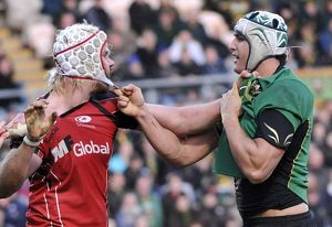LV=Cup - Semi Final - Northampton Saints v Saracens - Franklin's Gardens