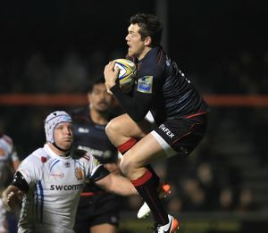 Aviva Premiership - Saracens v Exeter Chiefs - Allianz Park (Selection of 2 Items)