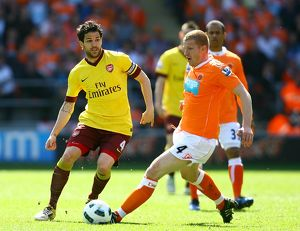 <b>10-04-2011 Blackpool v Arsenal</b><br>Selection of 15 items