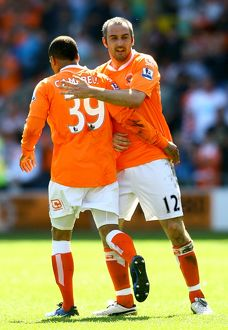Barclays Premier League - Blackpool v Arsenal - Bloomfield Road