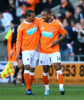 <b>12-02-2011 Blackpool v Aston Villa</b><br>Selection of 19 items
