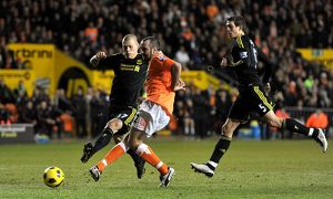 <b>12-01-2011 Blackpool v Liverpool</b><br>Selection of 27 items