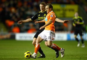 Barclays Premier League - Blackpool v Liverpool - Bloomfield Road