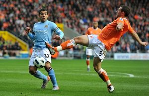 <b>17-10-2010 Blackpool v Manchester City</b><br>Selection of 26 items