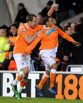 Barclays Premier League - Blackpool v Manchester United - Bloomfield Road