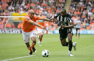 <b>23-04-2011 Blackpool v Newcastle United</b><br>Selection of 41 items