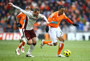 Barclays Premier League - Blackpool v Sunderland - Bloomfield Road