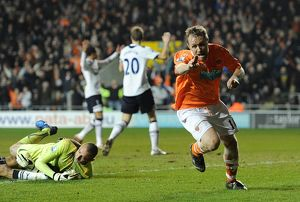 Barclays Premier League - Blackpool v Tottenham Hotspur - Bloomfield Road