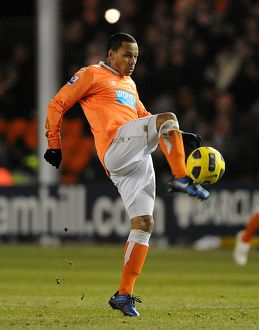 Barclays Premier League - Blackpool v West Ham United - Bloomfield Road