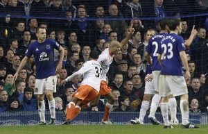 <b>05-02-2011 Everton v Blackpool</b><br>Selection of 27 items